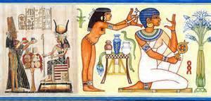 ägyptische Schönheitspflege